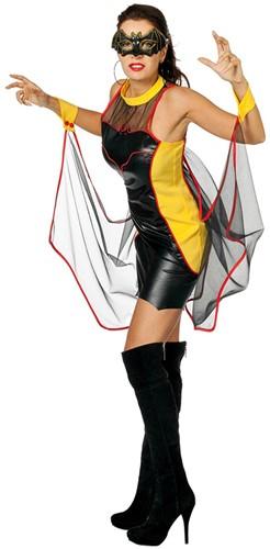 Dameskostuum Lady Vleermuis-2