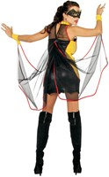 Dameskostuum Lady Vleermuis-3