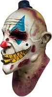 Mime Zack Clown Masker Luxe (latex)-2