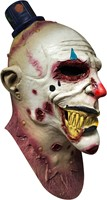 Mime Zack Clown Masker Luxe (latex)-3
