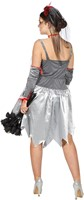 Halloween Jurk Zombie Bruid voor dames -3