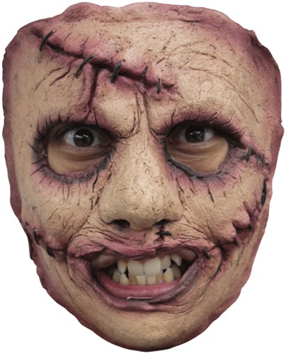 Masker Horror Scarface Latex (Gezichtsmasker)