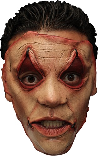 Masker The Watcher Latex (Gezichtsmasker)
