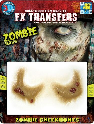Wond Zombie Cheekbones (professioneel)