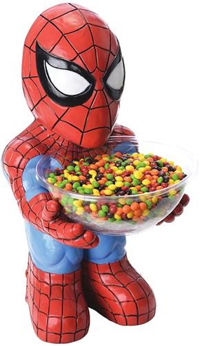 Snoepschaal met Houder Spiderman (40cm)