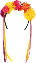 Diadeem Day of the Dead La Pelona