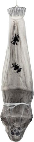 Halloween Hangdeco Skeletten Cocon (1,2m)
