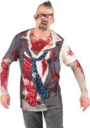 Fotorealistisch T-Shirt Zombie