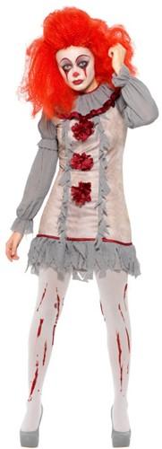 Dameskostuum Pennywise uit 'IT'-2