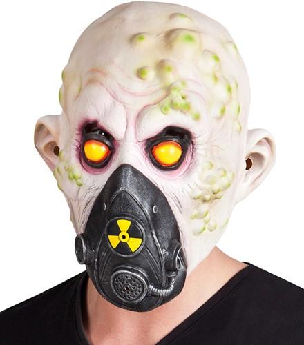 Latex Radioactieve Creep Masker