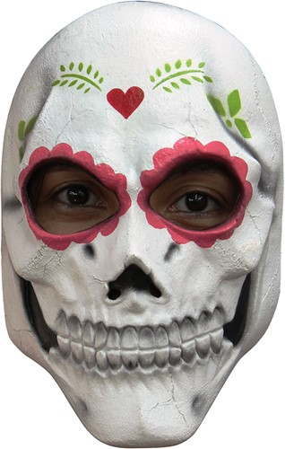 Masker Catrina - Dia de los Muertos (Gezichtsmasker)