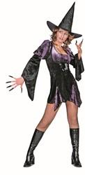 Heksenjurk Sexy Kort