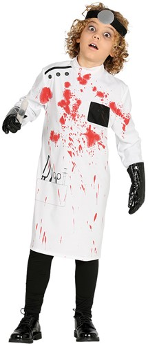 Halloweenkostuum voor Kinderen Killer Dokter