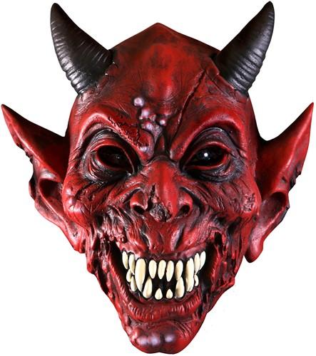 Masker Duivel El Diablo Latex