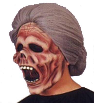 Spook Oma Masker