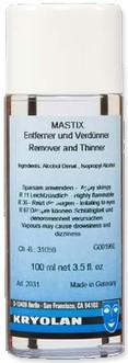 Kryolan Mastix Remover 100ml