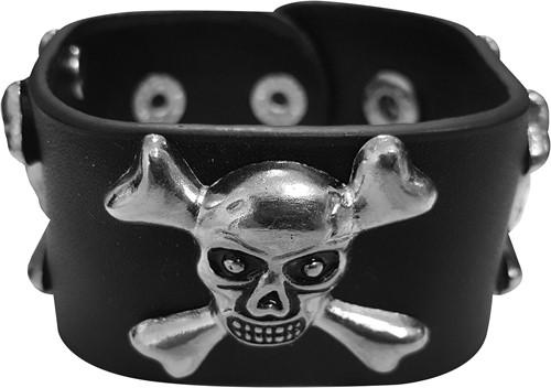 Punk Armband Crossbones Skulls