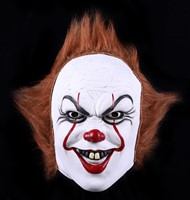 Masker Clown Pennywise Latex-2