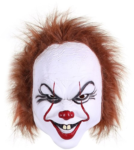 Masker Clown Pennywise Latex