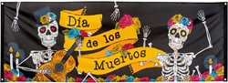 Day of the Death Banner (74x220cm)