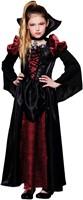 Meisjes Halloween Kostuum Vampire Queen