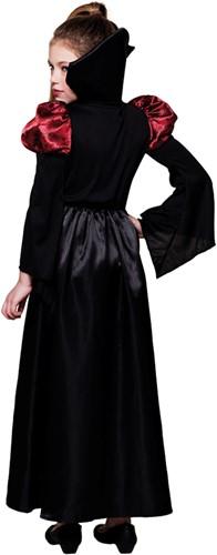 Meisjes Halloween Kostuum Vampire Queen-2