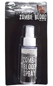 Zombie Bloed Rood Spray (59ml)