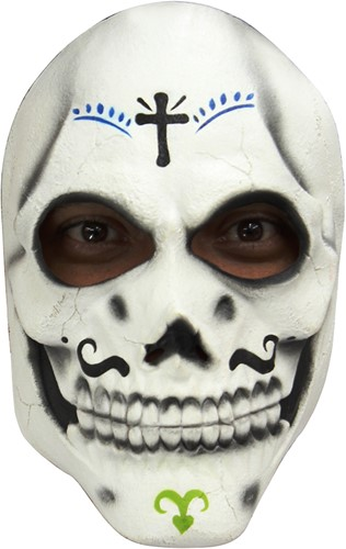 Masker Catrin - Dia de los Muertos (Gezichtsmasker)