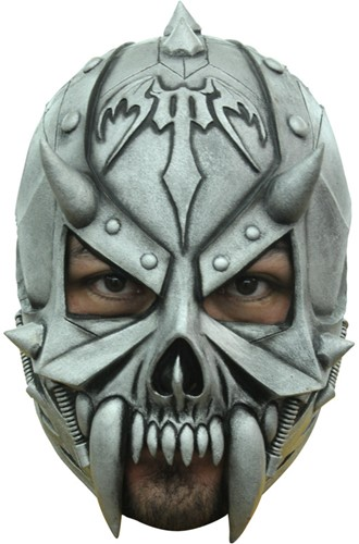 Masker Deadly Warrior Latex Luxe