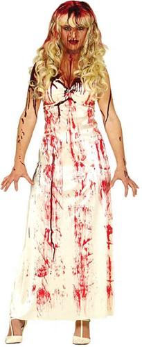 Dameskostuum Bloody Carrie