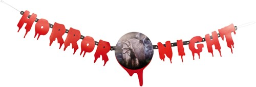Letterslinger Horror Night (1,3m)