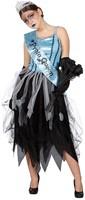 Halloween Jurk Zombie Prom Queen voor dames