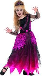 Halloween Jurk Prom Queen - 128/140