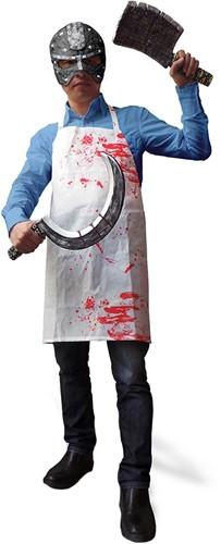 Schort Halloween met Bloed