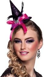 Spindra Heksenhoed Tiara Pink