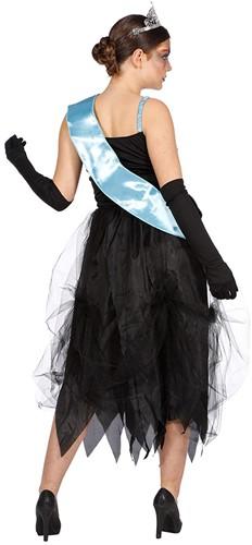 Halloween Jurk Zombie Prom Queen voor dames -3