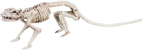 Skelet Rat Halloween Decoratie (35cm)