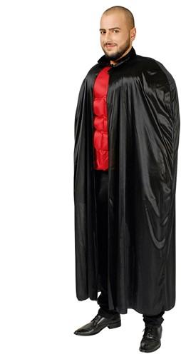 Cape Dracula Zwart (136cm)