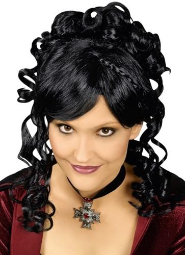 Elaine Damespruik Zwart