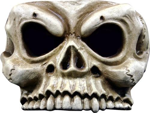 Halfmasker Skull Teeth (latex)