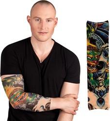 Draak Tattoo Mouw