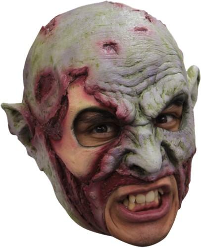 Walker Zombie Masker Latex (Kinloos)