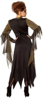 Heksenjurk Golden Witch voor dames -3