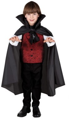 Kinder Cape Nightfall Dracula (75cm)