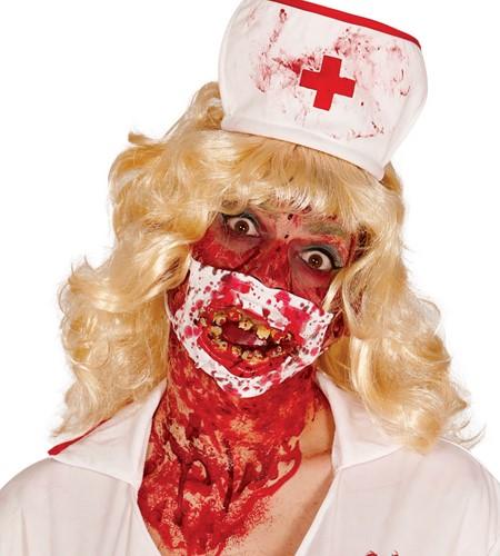 Mondkapje Dokter Zombie