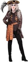 Halloween Dames Kostuum Ghost Pirate