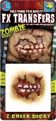Professionele Special FX Wond - Zombie Cheek Dacay