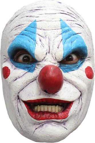 Masker Enge Clown Latex (Gezichtsmasker)