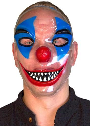 Plastic Masker Enge Clown