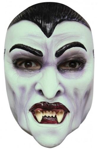 Dracula Gezichtsmasker (latex)